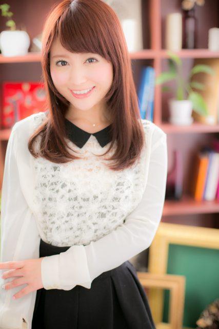 姫カット風☆カジュアルロング