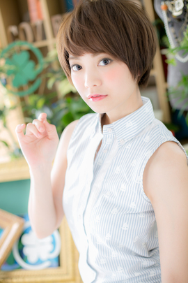 OZモール【ショート部門】≪7位≫にランクイン!大人女子におすすめ☆